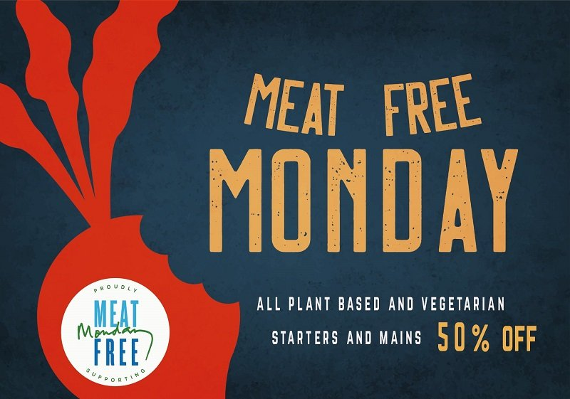 meat free monday and brunch tent card 2.1